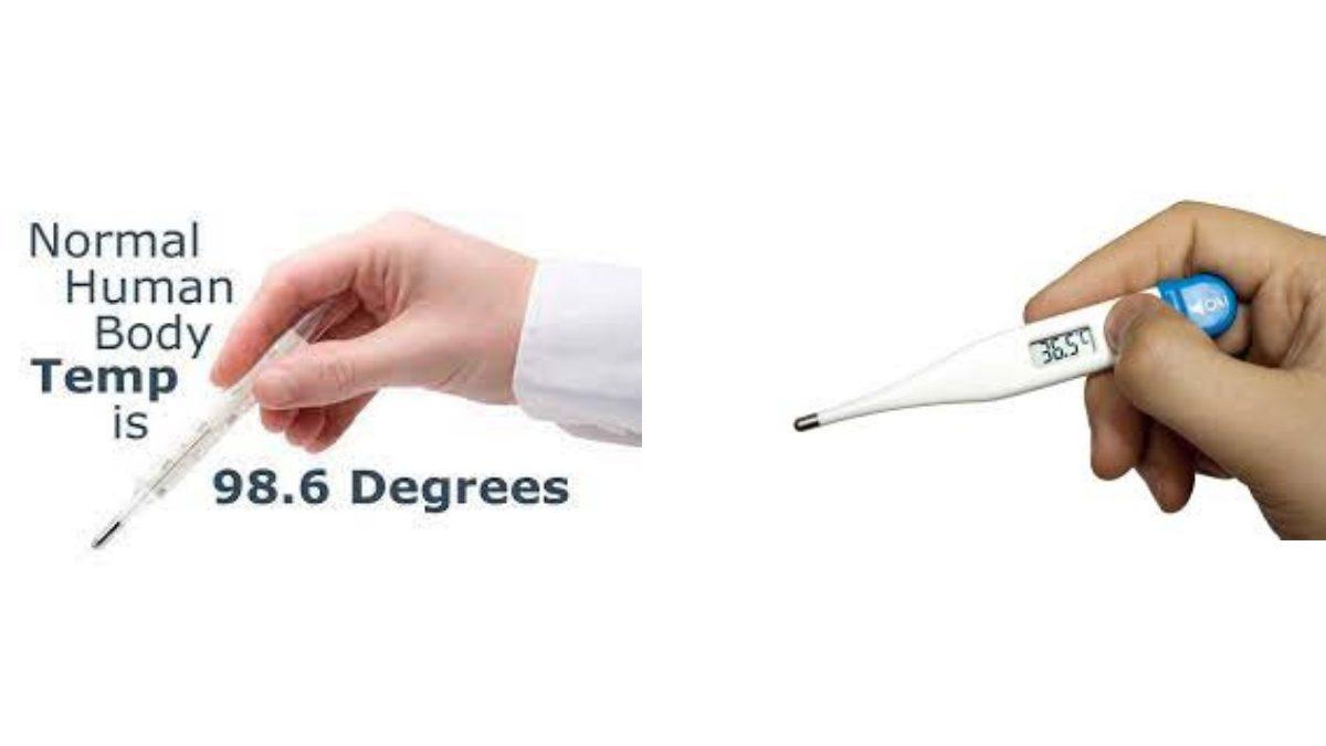 Normal Body Temperature of Human