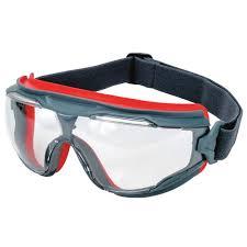 3M Anti-Fog Safety Glasses Gear Lens