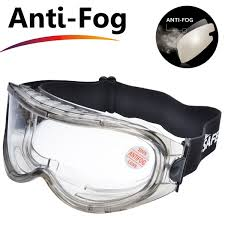 Anti-Fog Safety Glasses