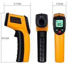 Best Budget – Etekcity 1022D Dual Laser Digital Infrared Temperature Gun