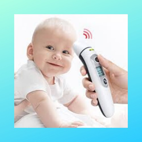 Best Baby Thermometer Forehead