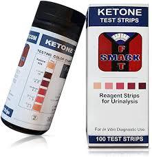 Keto Test Strips
