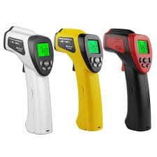 Laser Infrared Temperature