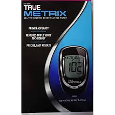 TrueMetrix Self-Monitoring Blood Glucose Meter