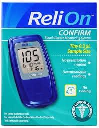 Walmart ReliON Confirm